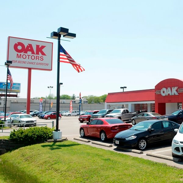 Oak Motors East - Buy Here Pay Here Car Dealer