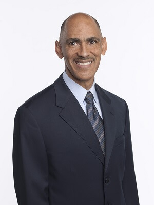 Tony Dungy Speaks at Big Brothers Big Sisters