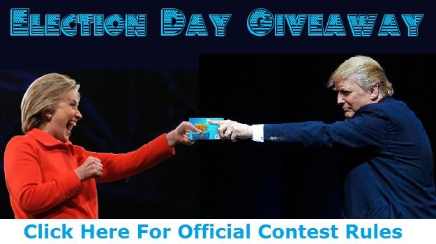 Oak Motors Election Day Giveaway