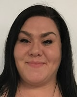 Breanna Hinesley Cashier of Oak Motors West Used Car Lot in Indianapolis