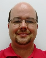 Brian Ball Salesperson of Oak Motors Muncie Used Car Lot in Muncie