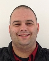 Christopher Sherwin Salesperson of Oak Motors East Used Car Lot in Indianapolis