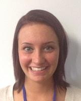 Katie Clark Cashier of Oak Motors East Used Car Lot in Indianapolis