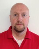 Larry Amburgy Assistant Sales Manager of Oak Motors South Used Car Lot in Indianapolis