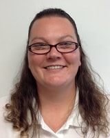 Laura Churchill Cashier of Oak Motors East Used Car Lot in Indianapolis