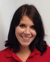 Jennifer White Salesperson of Oak Motors West Used Car Lot in Indianapolis