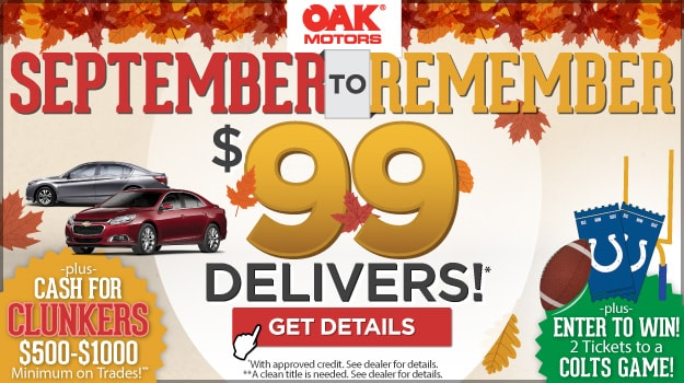 Buy Here Pay Here Car Lots Indianapolis >> Buy Here Pay Here Indianapolis Car Lots - Oak Motors