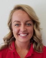 Jocelyn Wiegand Salesperson of Oak Motors East Used Car Lot in Indianapolis