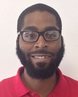 Brandon Burrell Salesperson of Oak Motors East Used Car Lot in Indianapolis