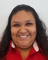 Brenda Lopez Rodriguez Salesperson of Oak Motors West Used Car Lot in Indianapolis