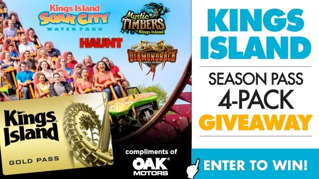 Kings Island Giveaway