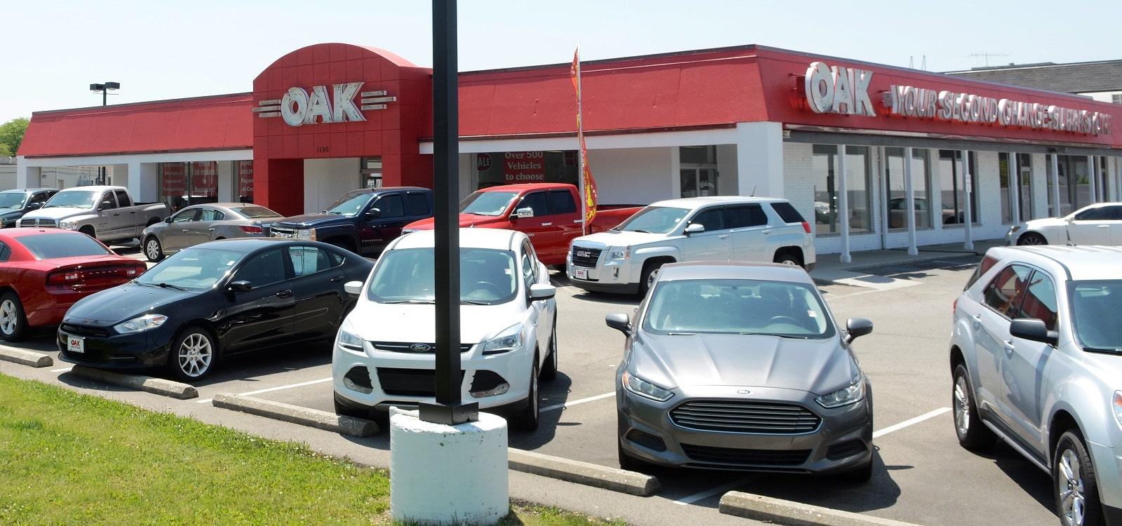 Oak Motors East