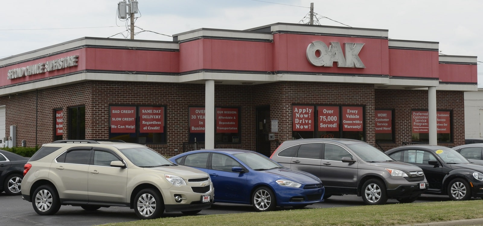 Oak Motors Muncie