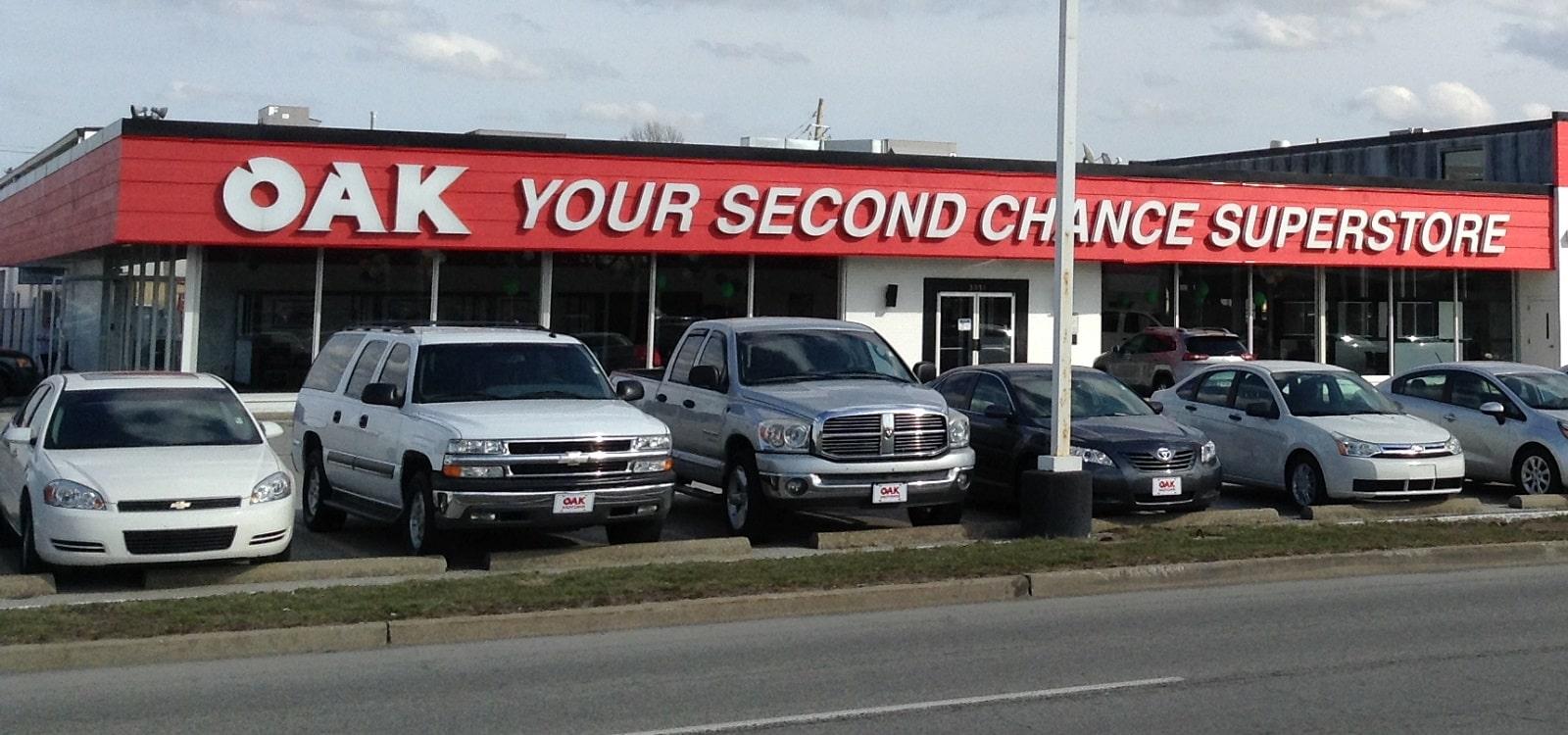 Oak Motors South