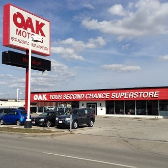 Oak Motors South